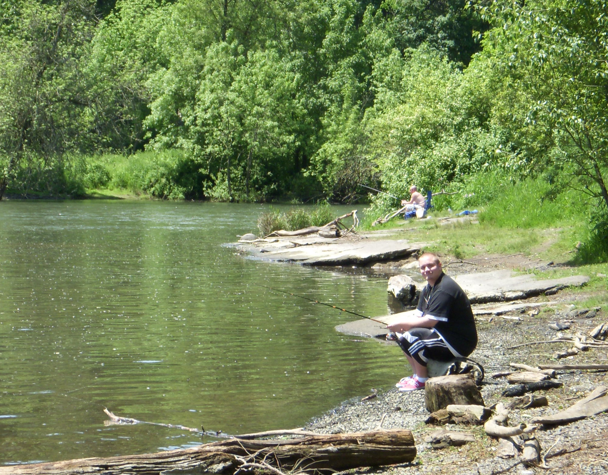 301 moved permanently for Tualatin river fishing